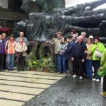 19_Výlet do Banskej Bystrice (2014) - pri pamätníku SNP