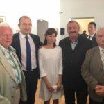 28_Stretnutie s bulharským prezidentom Rumenom Radevom na Bratislavskom hrade (2018)